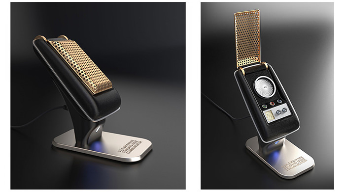 Dispozitiv Star Trek: TOS Bluetooth Communicator