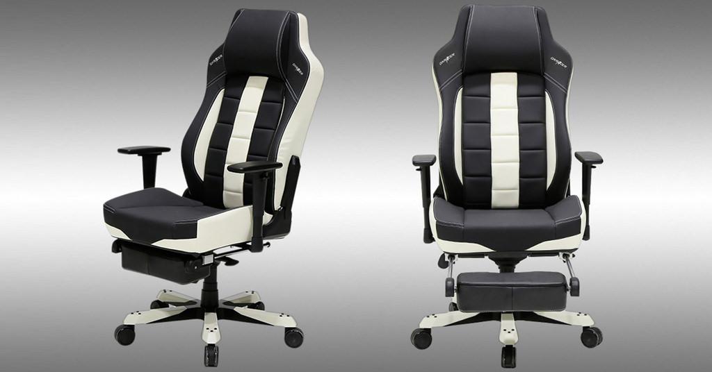 Dxracer OH/CE120/NW/FT este scaunul de gaming pentru tine