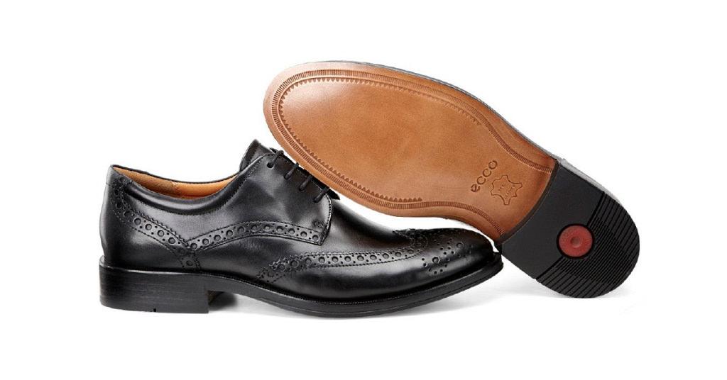 Pantofii ECCO Canberra sunt un etalon pentru eleganta