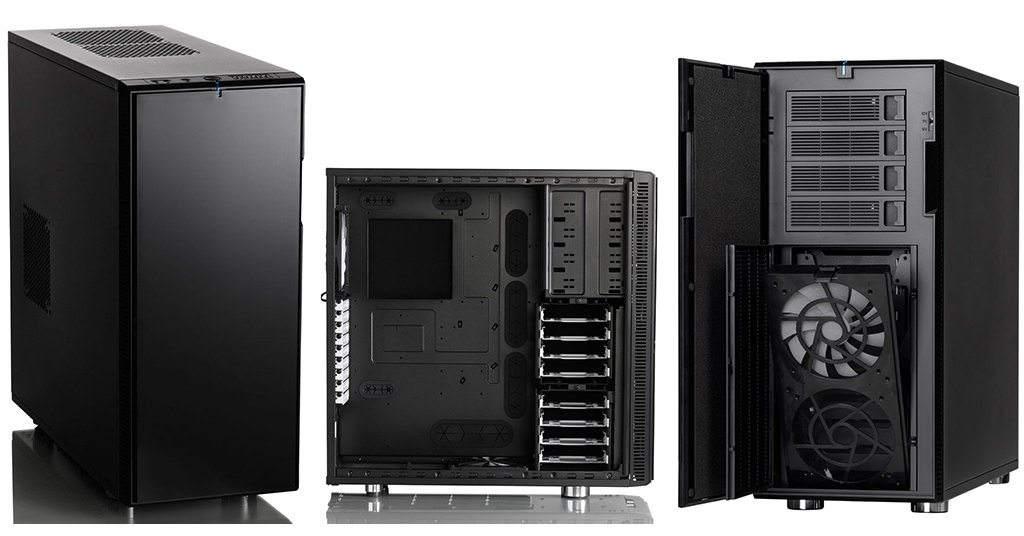 Fractal Design Define XL R2 – carcasa pentru sistemul tau desktop