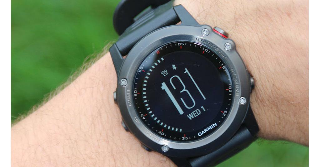 GARMIN Fenix 3 – ceasul smart pentru activitati outdoor