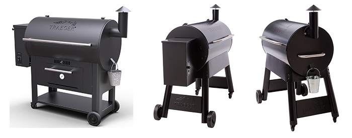 Gratar TRAEGER Pro Series 34 Pellet Grill