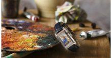 Jaeger LeCoultre Reverso Van Gogh Tribute