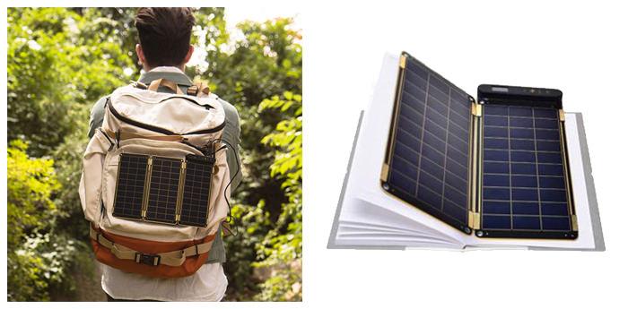 Model incarcator solar Yolk