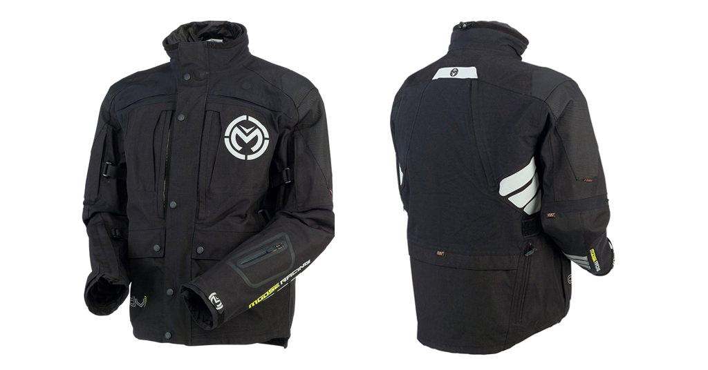 Moose Racing Adv1 este jacheta ideala pentru motociclisti