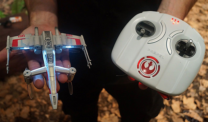 Nava Star Wars Battle Drones