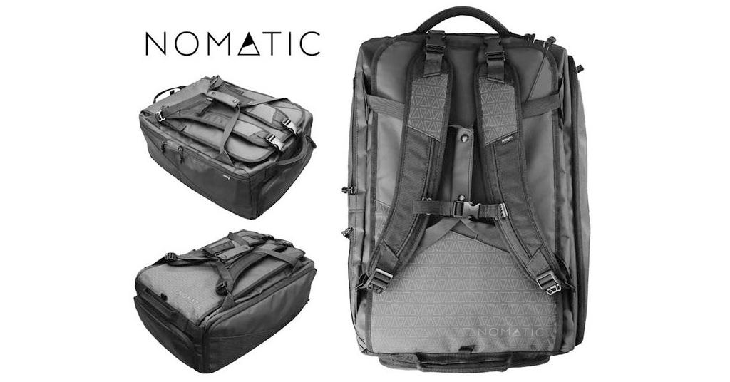 NOMATIC Travel Bag – geanta de voiaj pe care ai asteptat-o