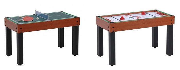 Ping-pong hockey Masa Garlando Multigame 12