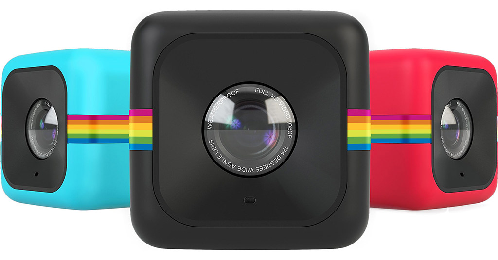 Polaroid CUBE+ – cel mai simpatic aparat foto-video