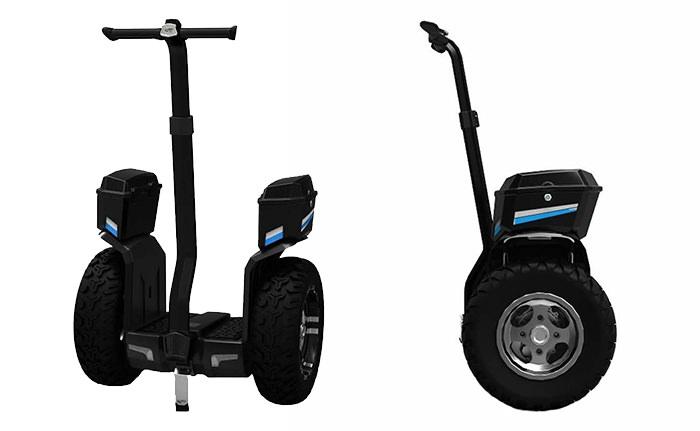 Robot transport CHIC JAZZ LXP