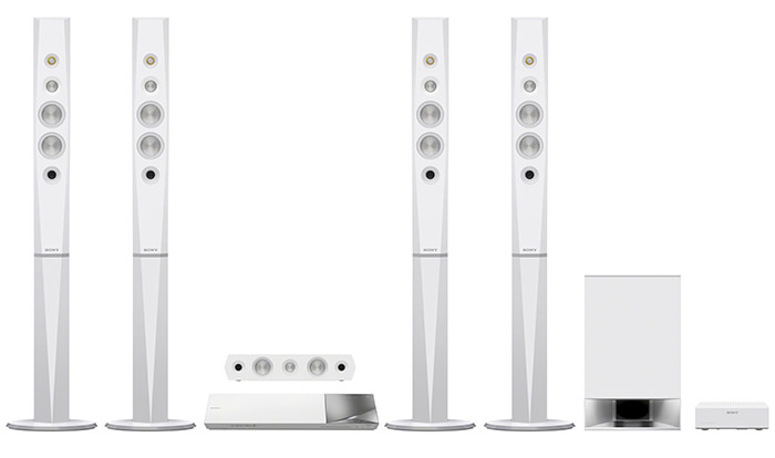 Sistem Home Cinema Sony BDV N9200WW