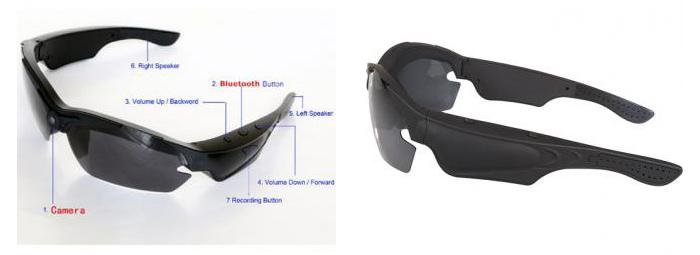 Specificatii ochelari de soare smart Star