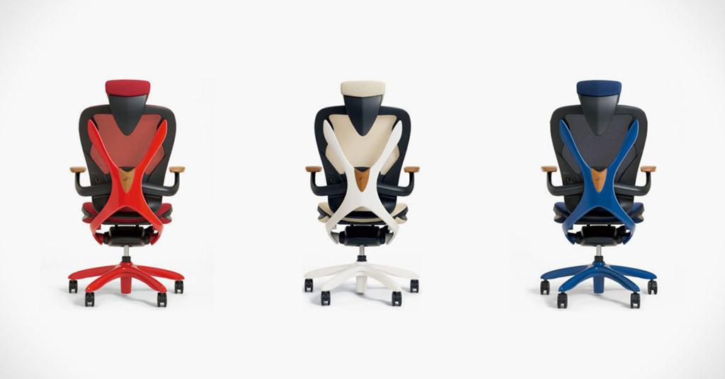 Alege Vaya Office Chair pentru o coloana sanatoasa!