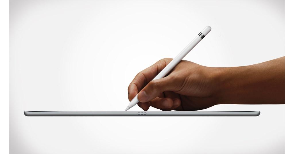 Apple Stylus Pencil ofera o manevrare mai usoara pentru iPad Pro