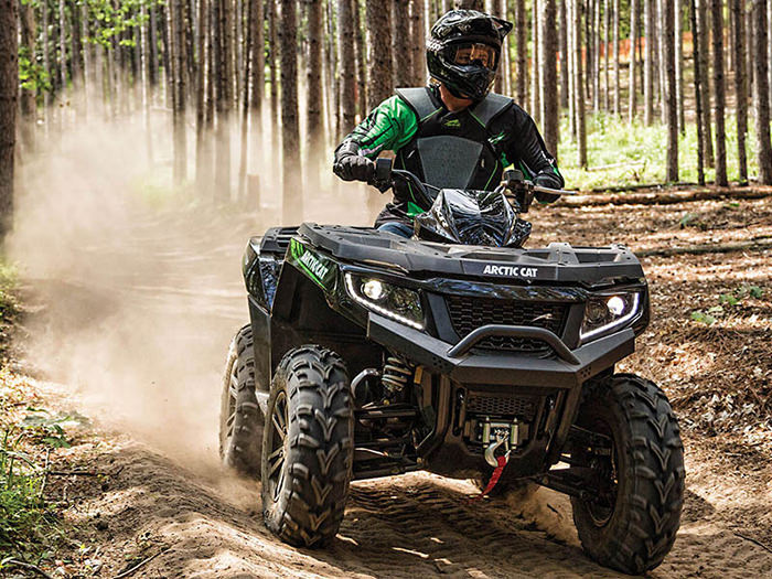 ATV Arctic Cat XR 700i Limited EPS