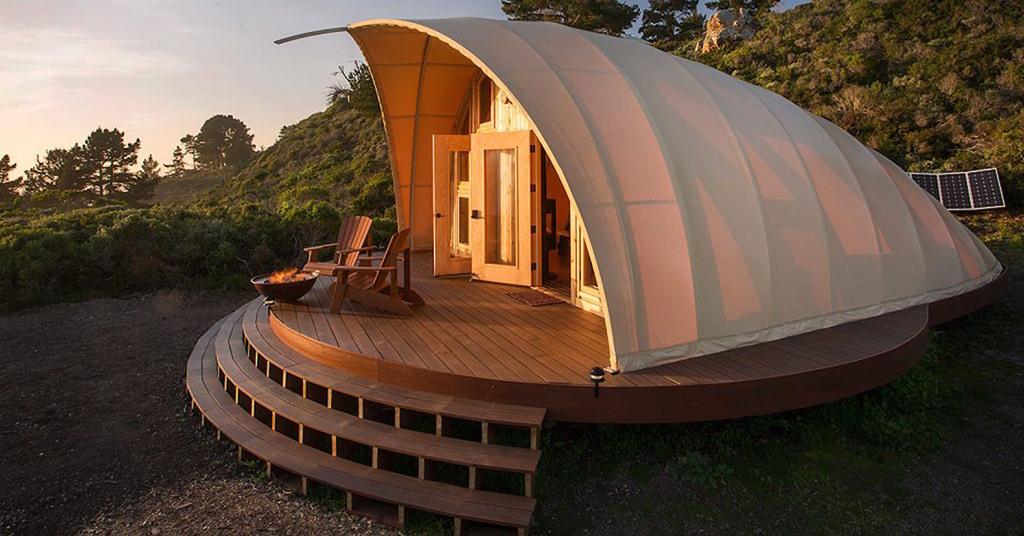 Autonomous Tent – cortul-casa sau casa-cort?