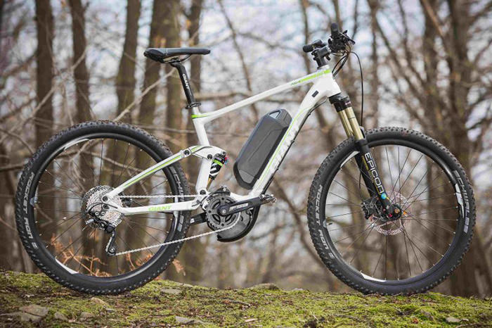 Bicicleta electrica Giant Full-E 2