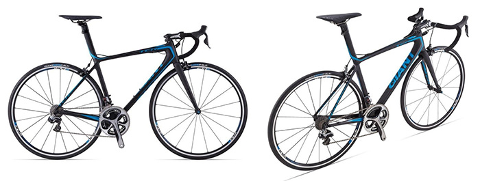 Bicicleta Giant TCR Advanced SL