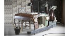 Canett Jeep Desk