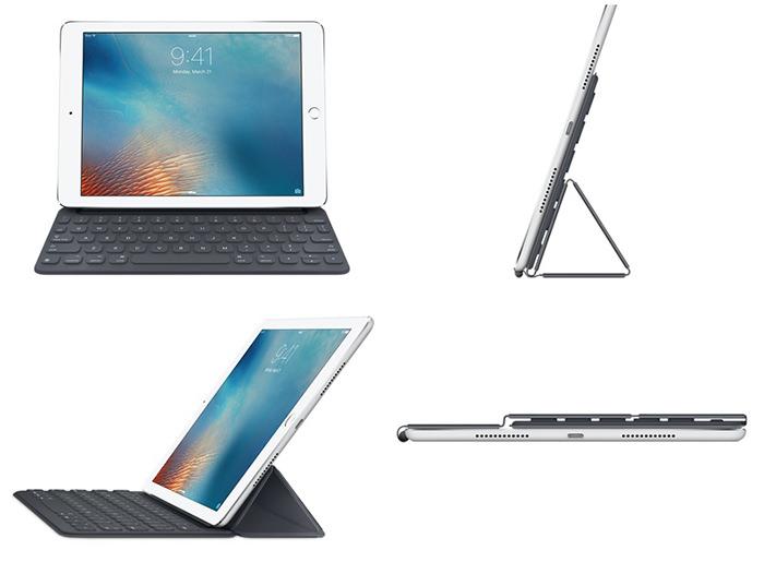 Dimensiuni tastatura smart pentru iPad Pro