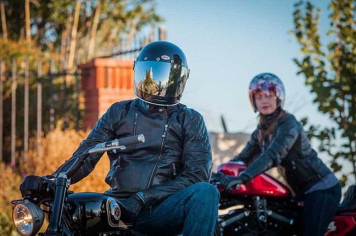Geaca Clash Roland Sands biker