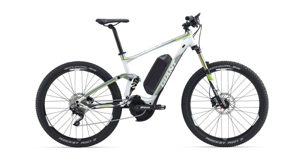 Giant Full-E 2 – bicicleta electrica off-road la care ai visat