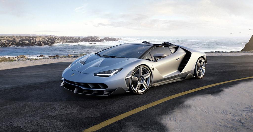 Lamborghini Centenario Roadster – eleganta intalneste inovatia