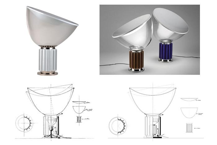 Lampa Taccia LED 2016