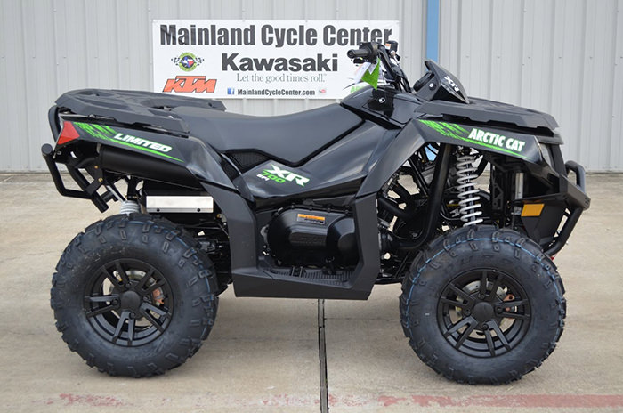 Model Arctic Cat XR 700i Limited EPS