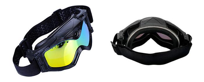 Model ochelari smart pentru schi STAR