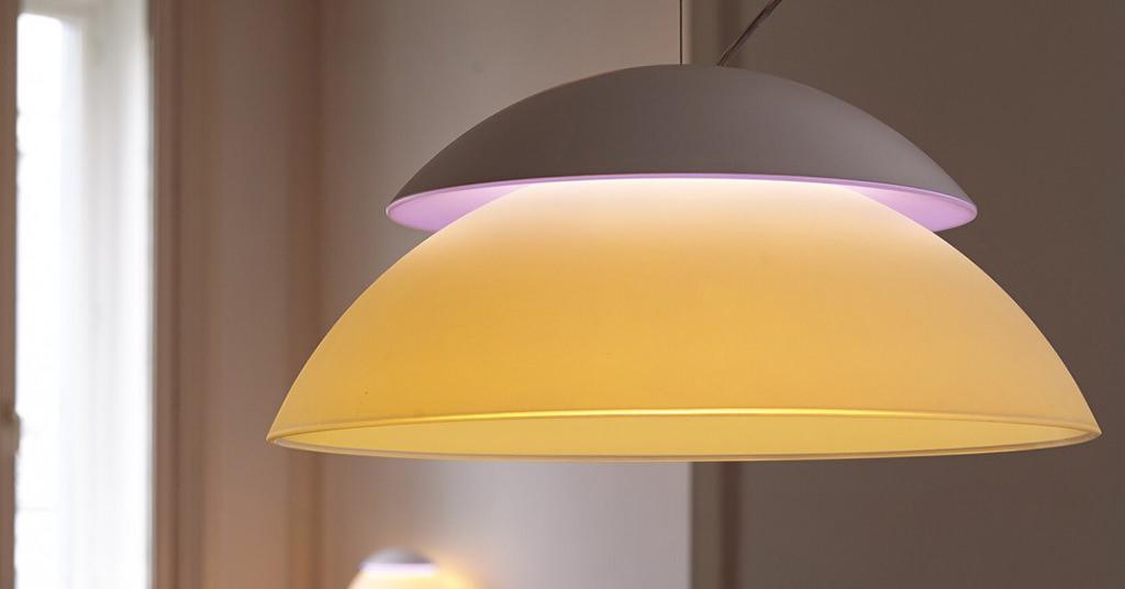 Philips Hue Beyond, aplica de tavan inteligenta pentru casa ta