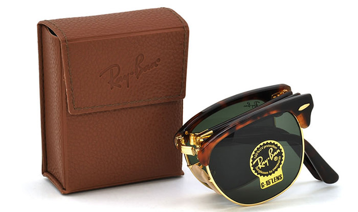Ray-Ban Clubmaster folding RB 2176 pliat