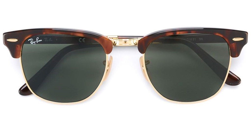Ray-Ban Clubmaster folding RB 2176 – stilul practic si elegant