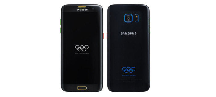 Samsung Galaxy S7 Edge Dual Sim Olympic Version