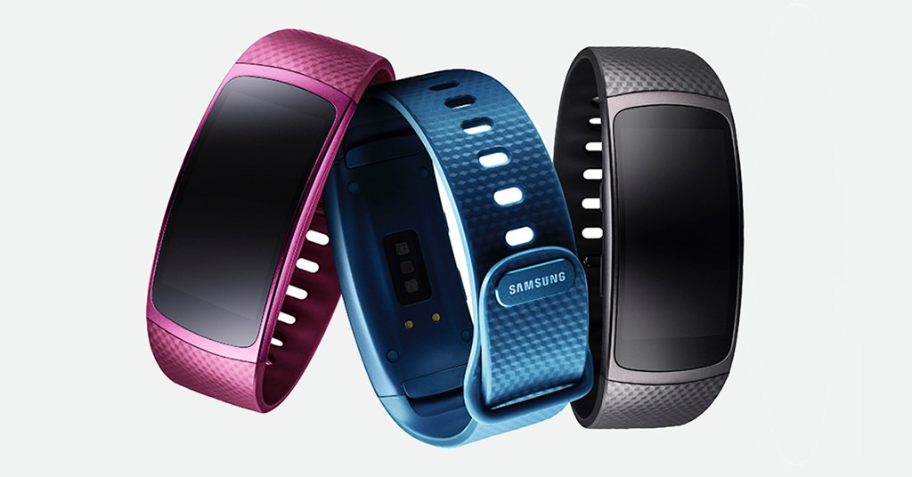 Samsung Gear Fit 2 te mentine in forma!