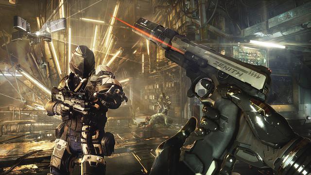 Screenshot Deus Ex Mankind Divided