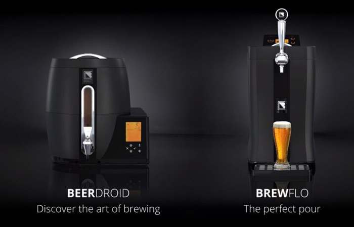 Sistem Coopers BrewArt