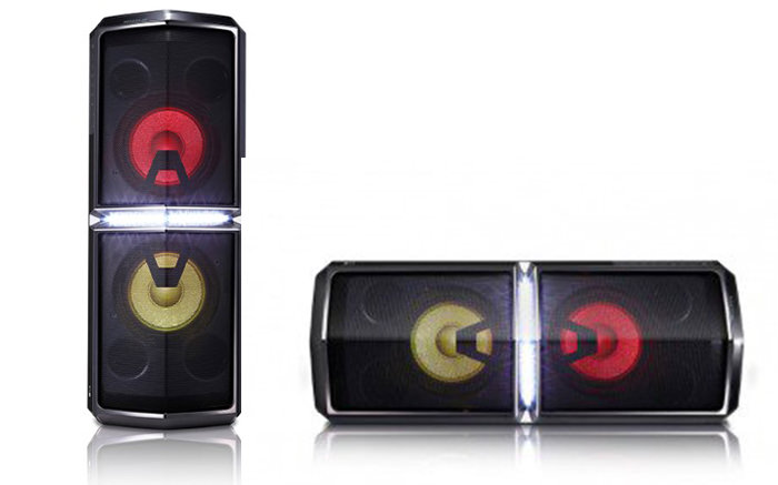 Sistem stereo LG X-BOOM Freestyler