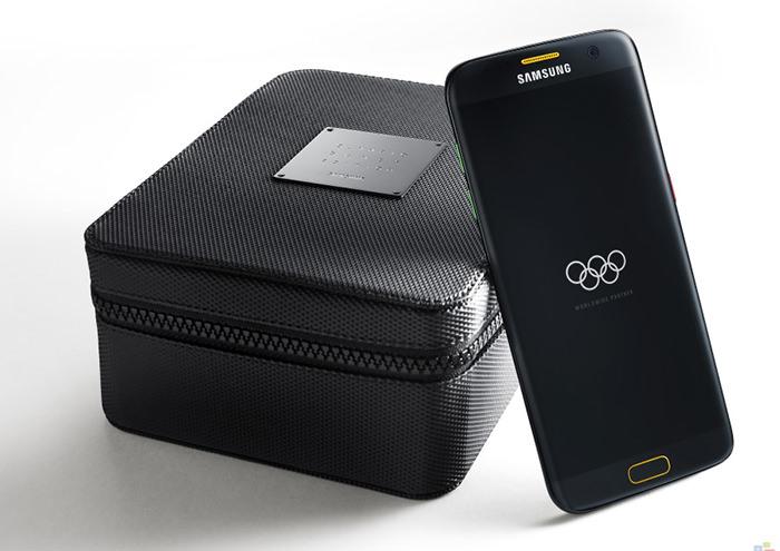 Smartphone Galaxy S7 Edge Dual Sim Olympic Version