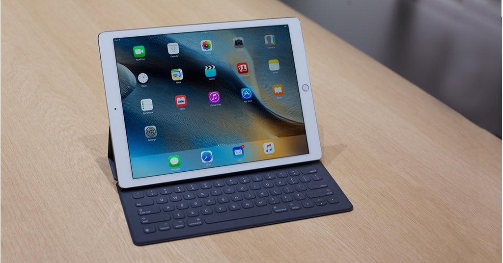 Tastatura smart pentru iPad Pro ofera mai multa functionalitate