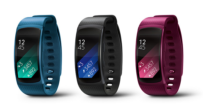 Variante Samsung Gear Fit 2