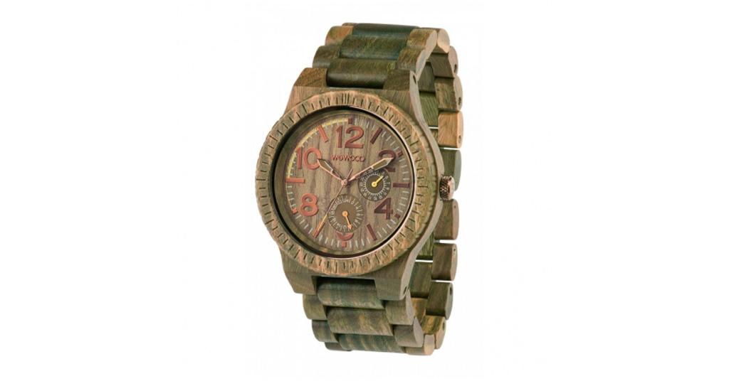 WeWood Kardo Army – ceasul care-ti redefineste stilul