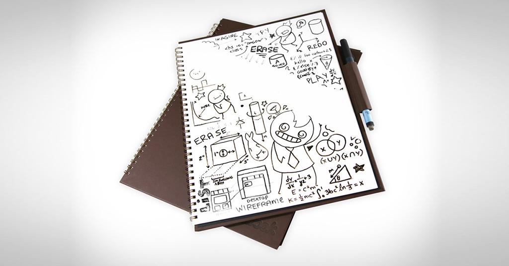 Wipebook Pro te lasa sa-ti explorezi creativitatea fara limite