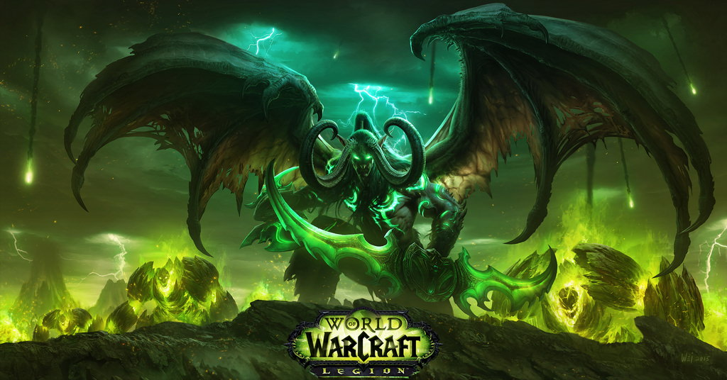 World of Warcraft: Legion – Azeroth este din nou sub asediu