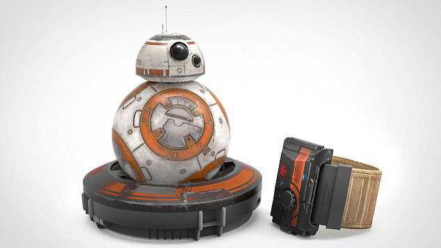 Bratara Star Wars Force BB-8