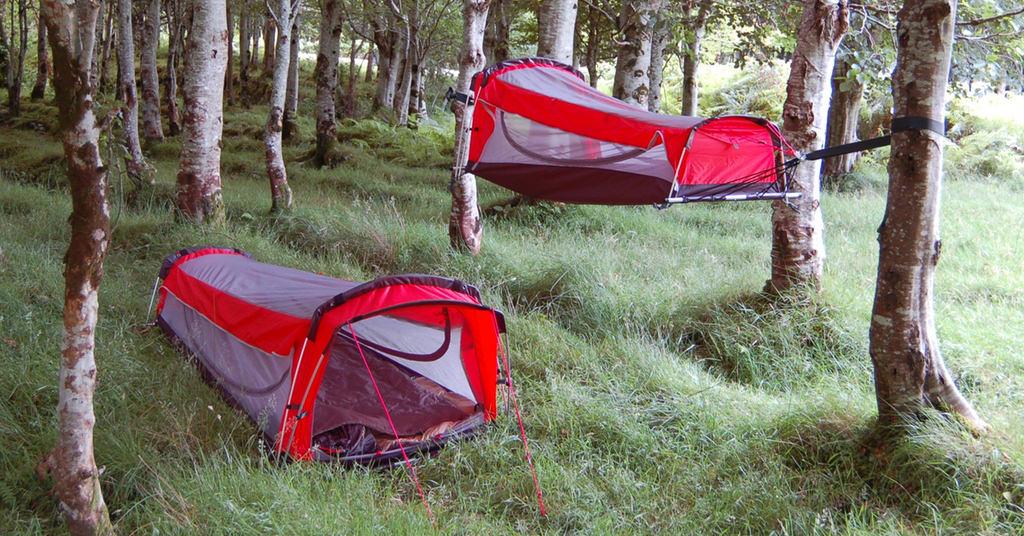Crua Hybrid – cortul multifunctional ce te invita la aventura