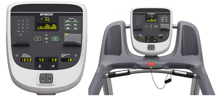 Display TRM 811 Precor