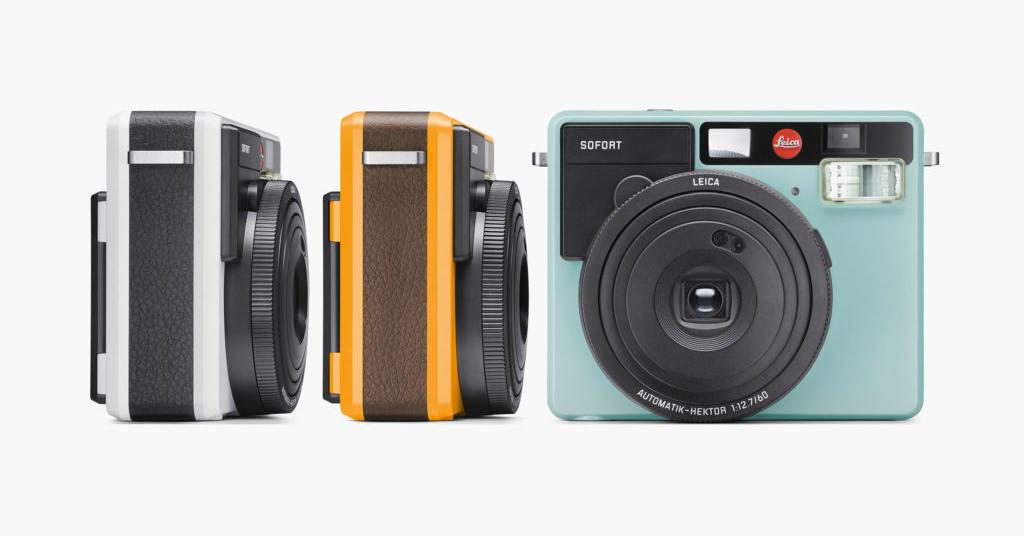 Leica Sofort te ajuta sa capturezi momentele speciale
