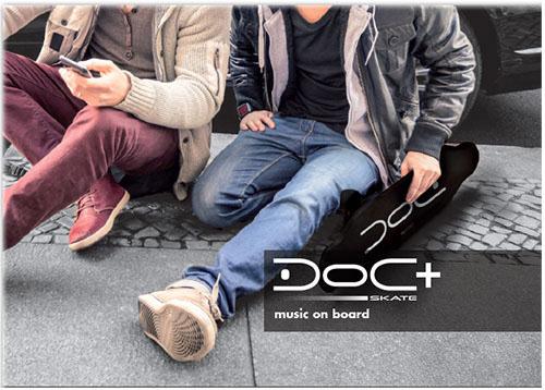 Model skate Nilox Doc Plus