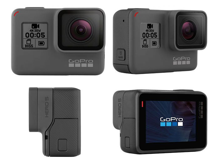 Camera actiune GoPro Hero 5 Black Edition